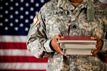 List of Military Scholarships for Service Members, Spouses