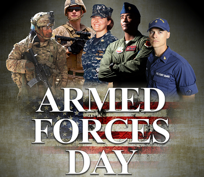 How We Celebrate Armed Forces Day │ US Veterans Magazine