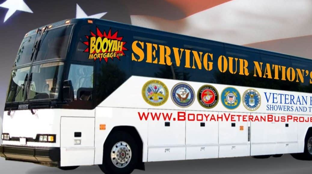 Booyah Veterans Bus Project