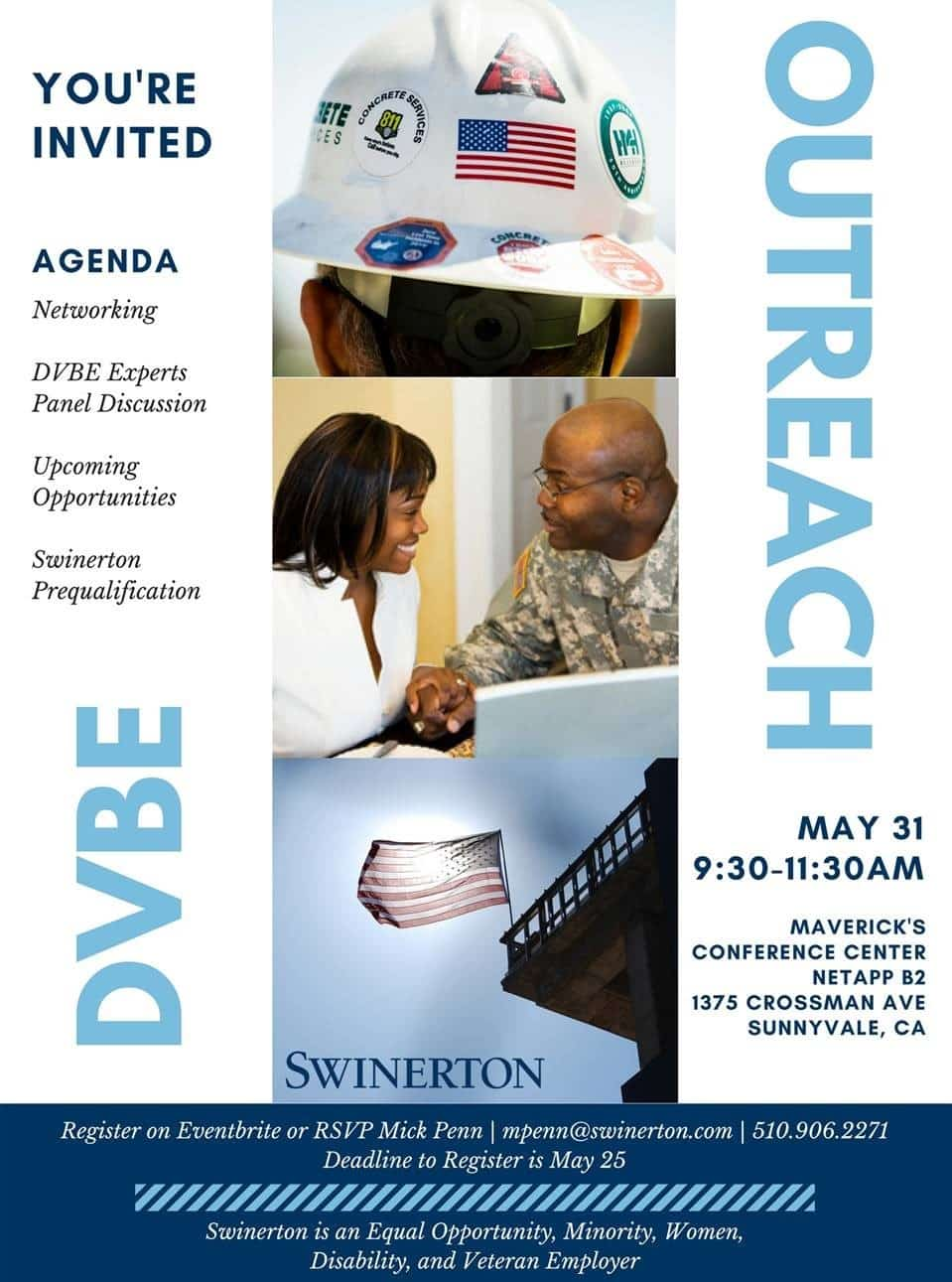 Swinerton_DVBE_OutreachEvent 20180531