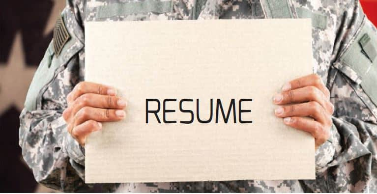 6 tips for a killer resume u s veterans magazine