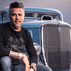 Richard Rawlings On a Mission For Vets