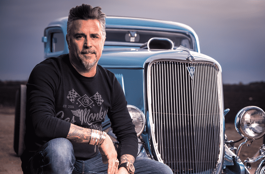 Richard Rawlings On A Mission For Vets Us Veterans Magazine