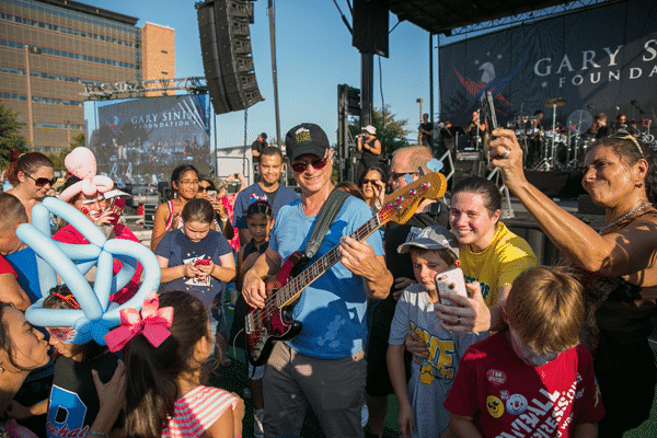 Gary Sinise Foundation Invincible Spirit Festival