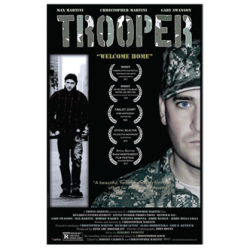 Trooper Moview poster