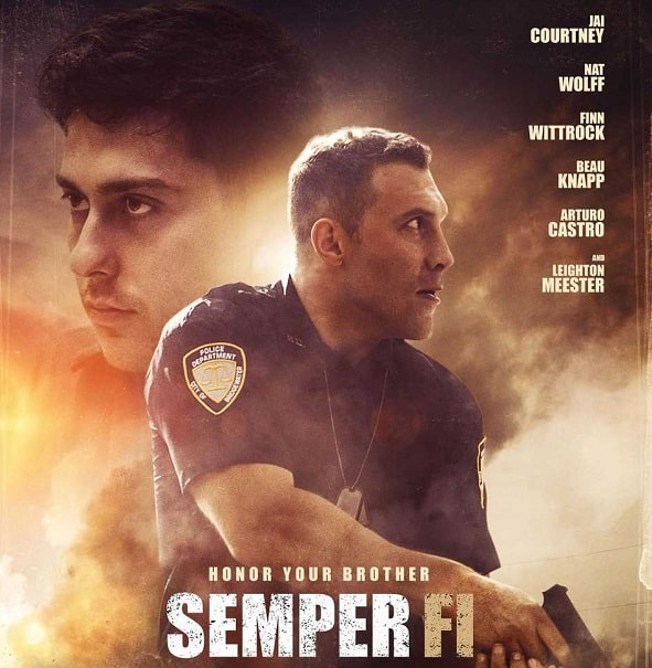 Semper Fi movie poster