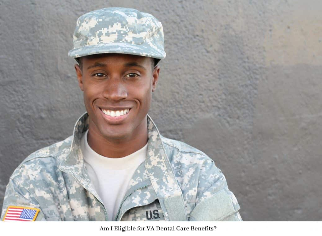 veteran in uniform smiling