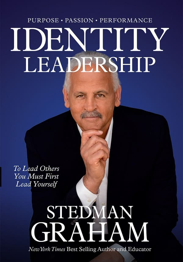 Graham's latest book helps people identify themselves before taking the lead