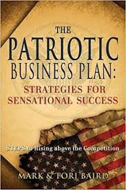 Book cover for Patriotic Business Plan