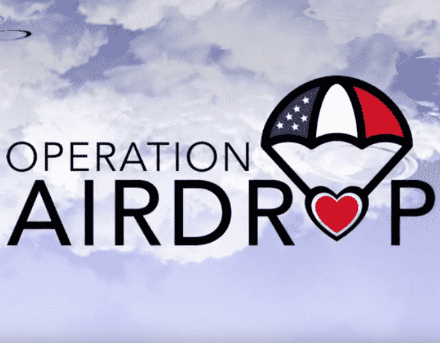 Operation Airdrop video logo